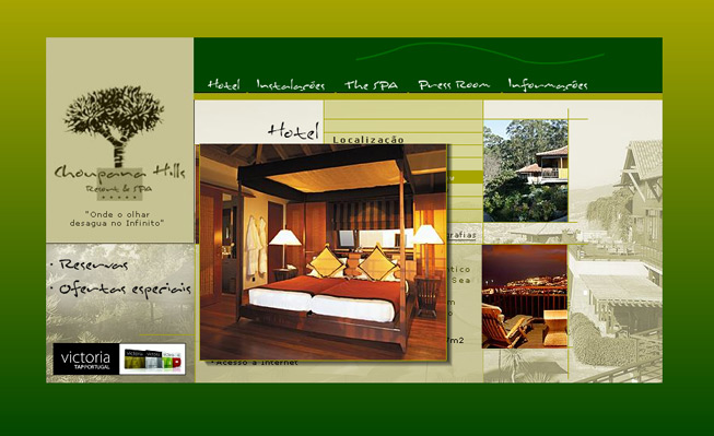 Choupana Hills, Resort & SPA