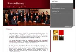 Almeida Ribeiro, Advogados