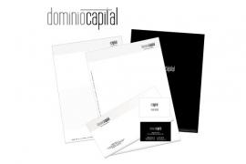 Domínio Capital – Identidade Gráfica