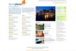 Secretplaces.com Splash